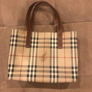 Authentic Women's Burberry Mini Bag